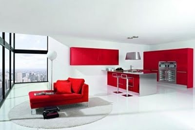 10Red-and-white-kitchen-from-Doimo-Cucin