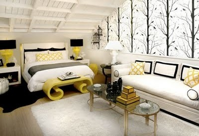 modern-yellow-black-interior-decoration-