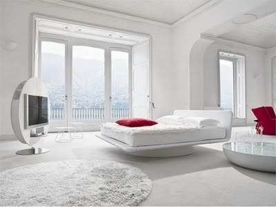 Leather-Bed-For-White-Bedroom-Design-Gio