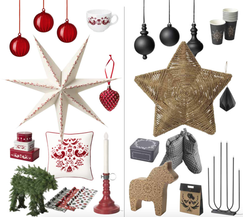 ikean joulu 2018 Joulu tulee Ikeasta!   Omakotivalkoinen ikean joulu 2018