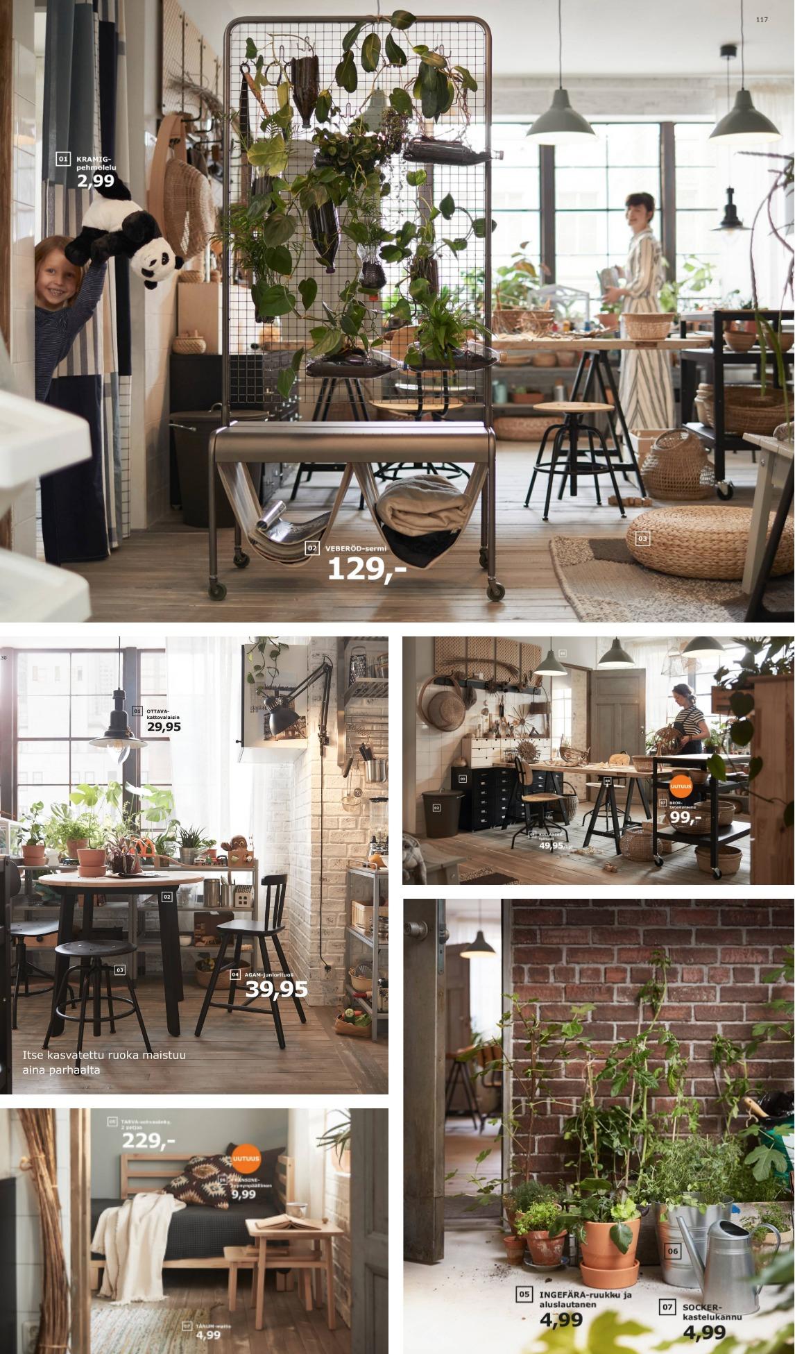Syksyn eloisat sisustustrendit – Uusi IKEA-kuvasto