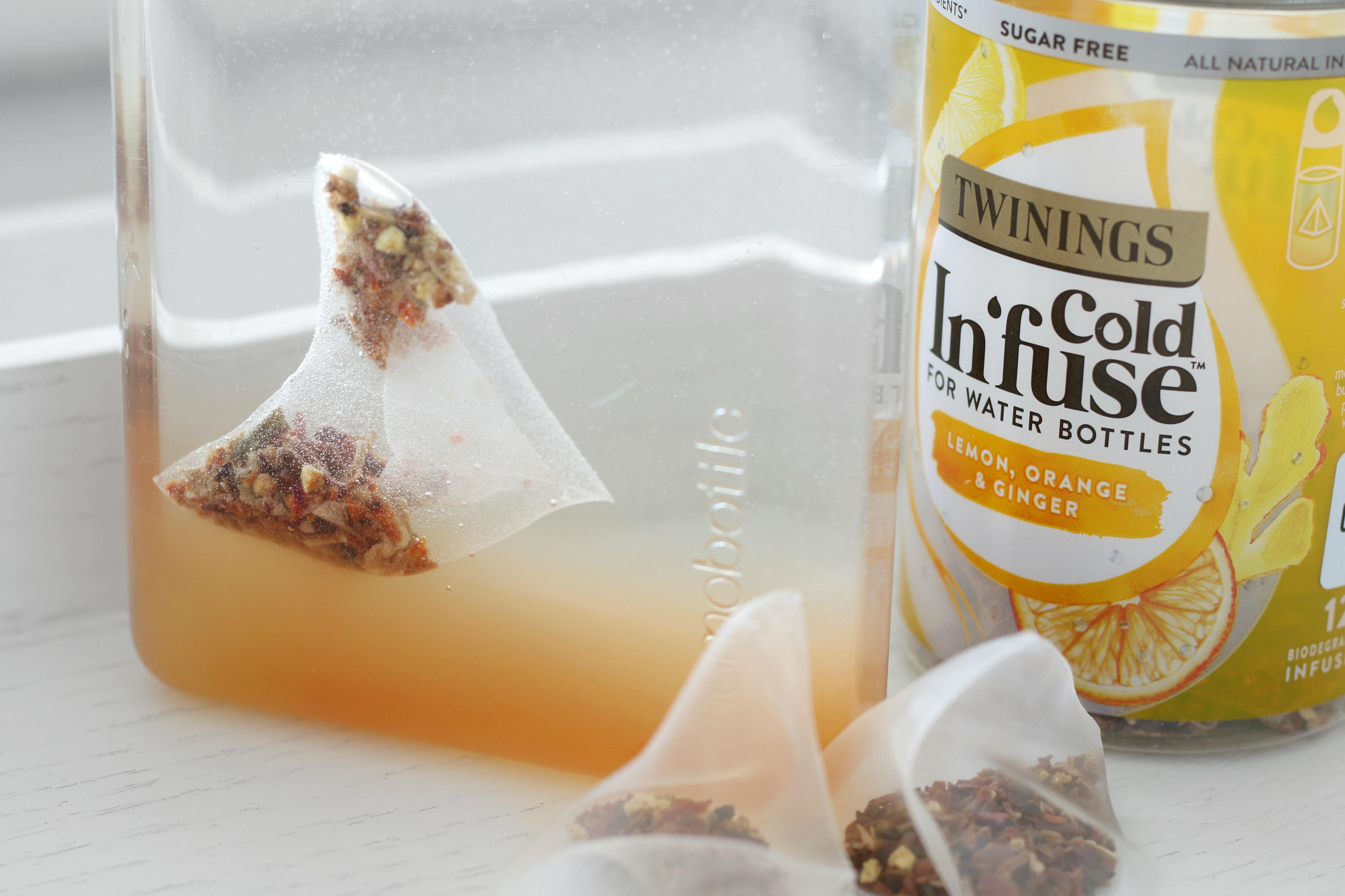 Twinings Cold Infuse juoma kylmähauduke kokemuksia omakotivalkoinen
