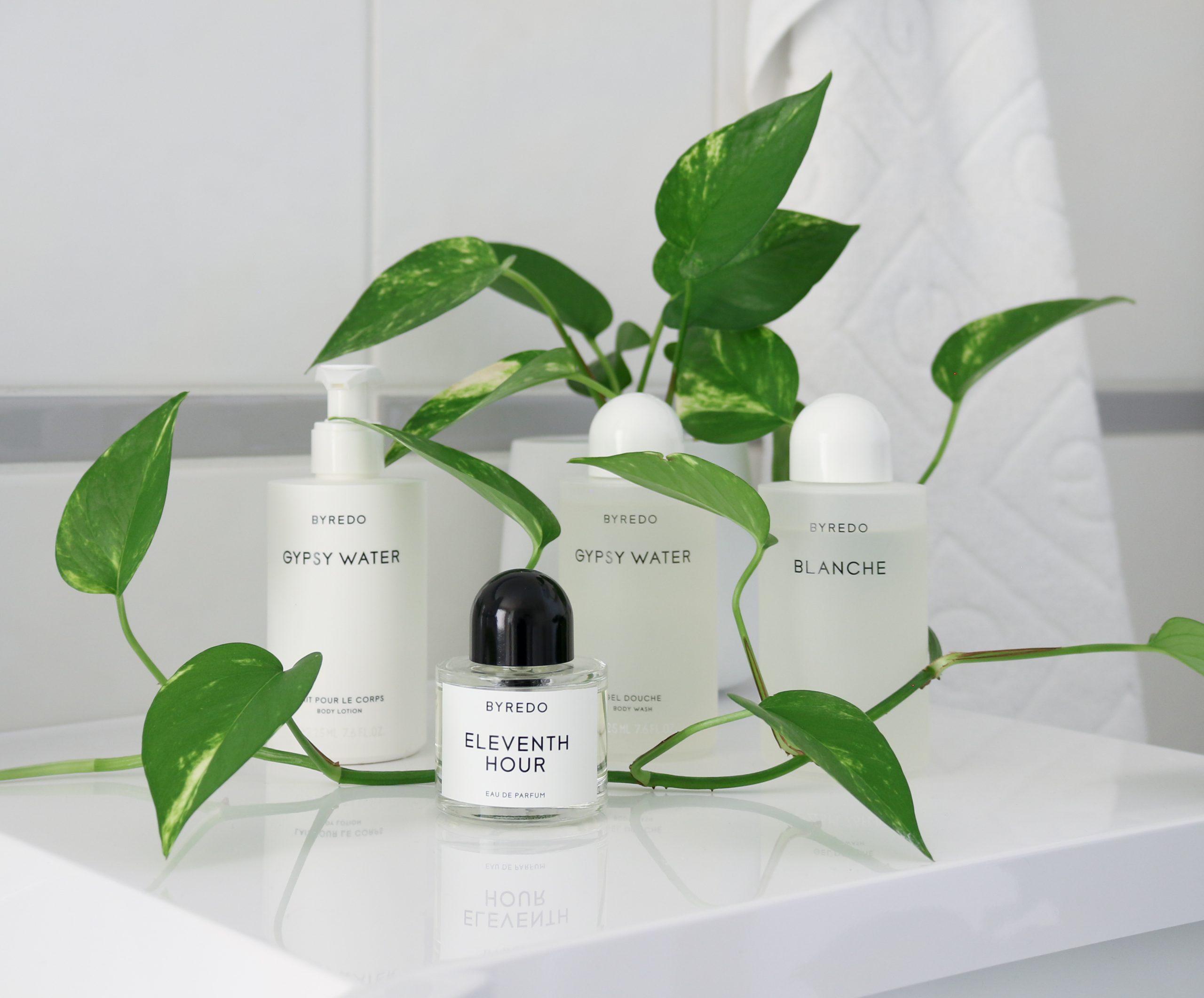 Byredo tuoksut kokemuksia Blanche Gypsy Water ja Eleventh Hour Omakotivalkoinen