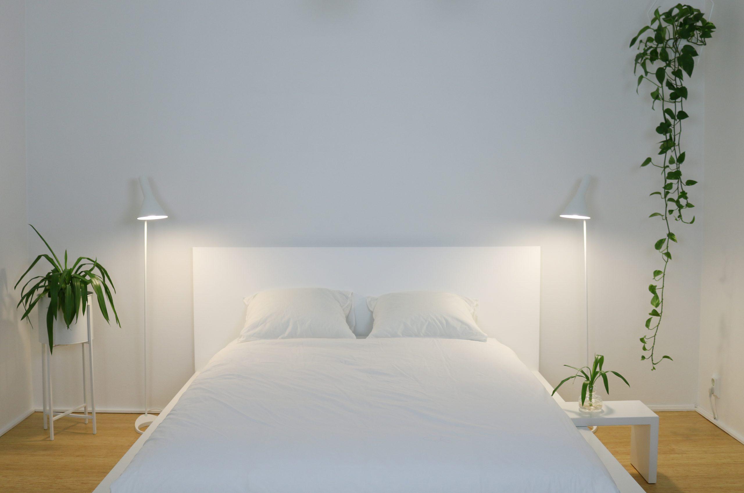 kevätsiivous - makuuhuoneen siivous ja ikkunoiden pesu