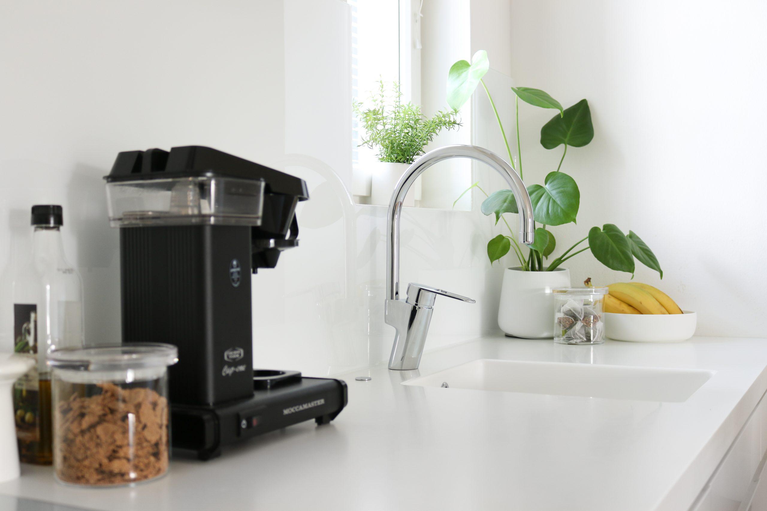 Tyylikäs keittiöhana Gustavsberg Nautic on ekologinen ja energiatehokas valinta - Omakotivalkoinen sisustusblogi