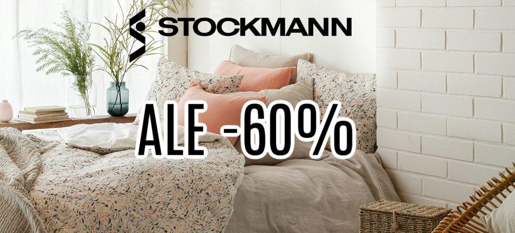 Stockmann kesäale hurjat alennusprosentit